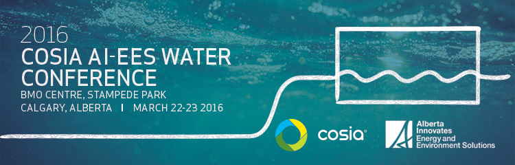 2016 COSIA AI-EES Water Conference