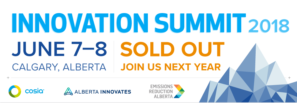 2018 Innovation Summit Banner